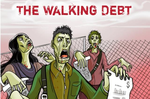walking debt